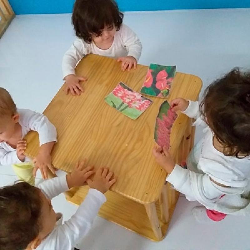 Creche Berçário Sacomã - Escola Creche