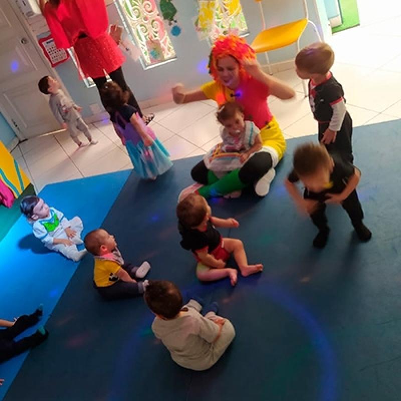 Creche Bilíngue Valores Jardim Patente - Creche Escola