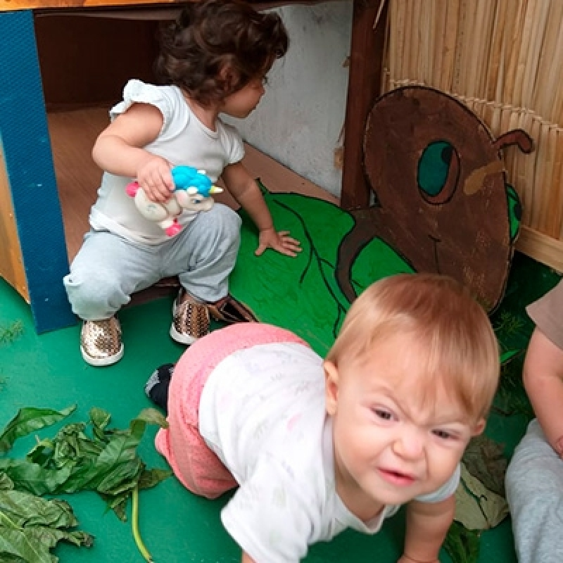 Creche Bilíngue Mooca - Creche Berçário