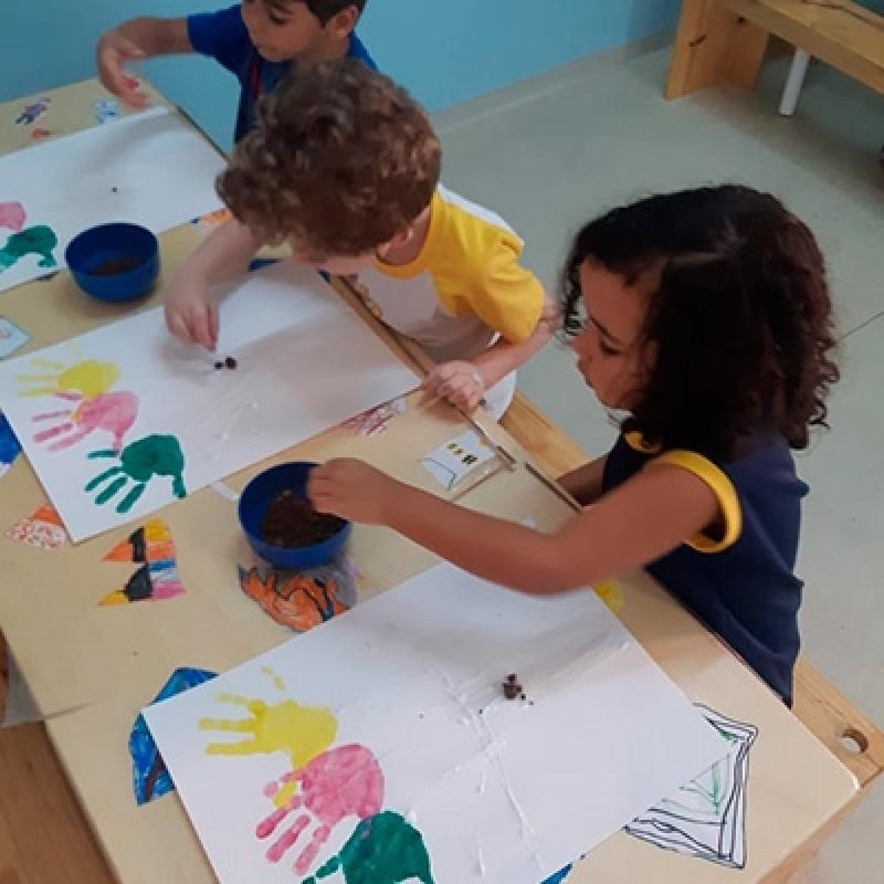Creche e Berçário Orçar Alto do Ipiranga - Creche