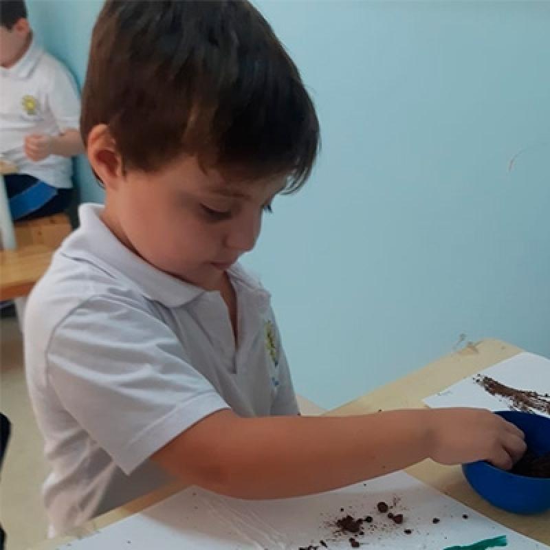 Creche e Berçário Valores Cerqueira César - Escola Creche