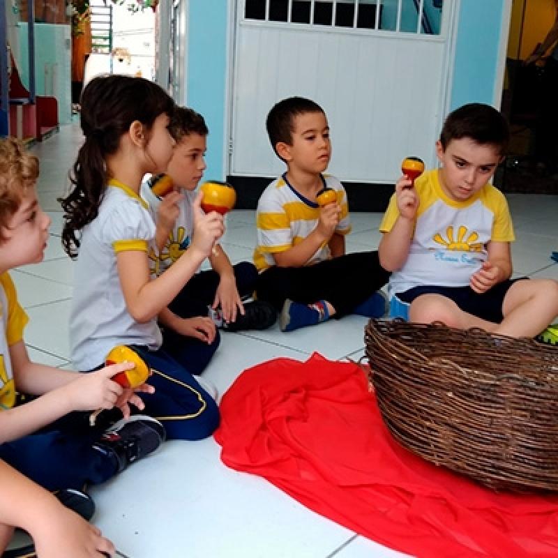 Creche Escola Orçar Vila Nova Conceição - Creche