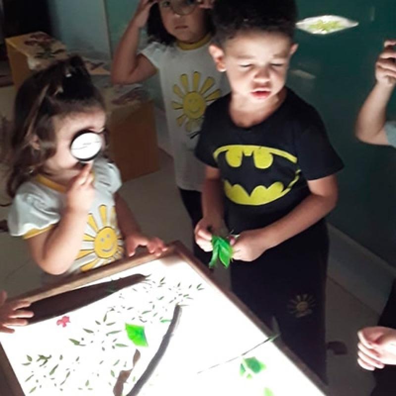 Creche Integral Orçar Alto da Mooca - Creche Infantil