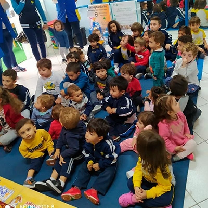 Creche Particular Orçar Vila Vera - Creche Berçário