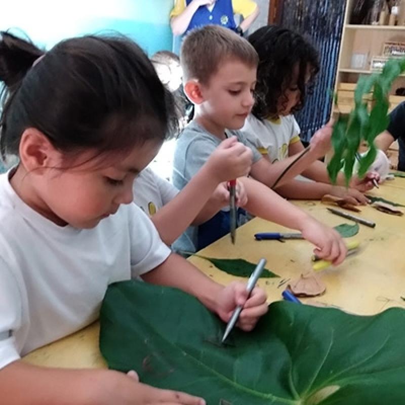 Escola Creche Orçar Jardim Patente - Creche Integral