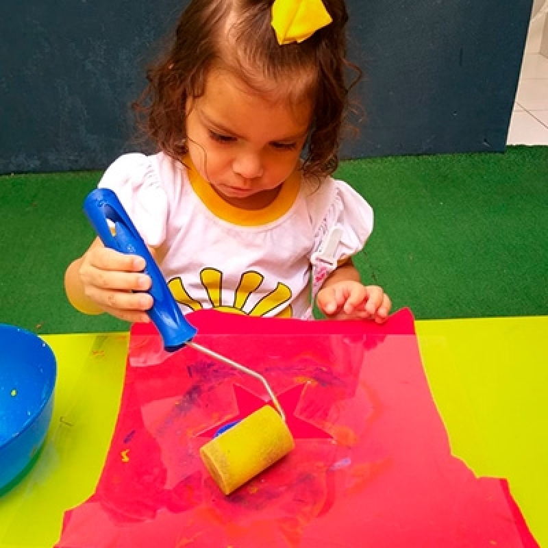 Escola Infantil Berçário Campos Elísios - Berçário 2