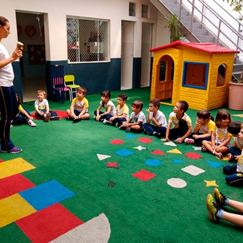 Onde Encontro Creche e Berçário São João Clímaco - Creche Integral