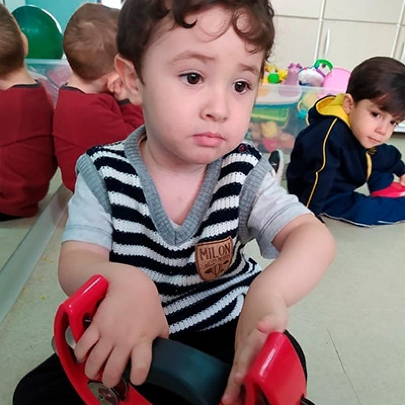 Onde Encontro Creche Vila Cláudia - Creche Berçário