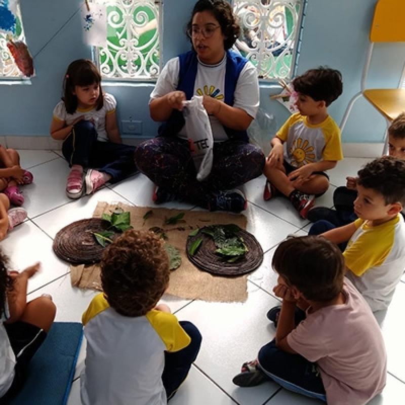 Onde Encontro Escola Creche Sacomã - Creche Infantil