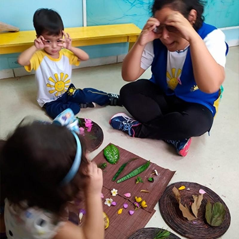 Onde Tem Creche Escola Ipiranga - Creche Berçário