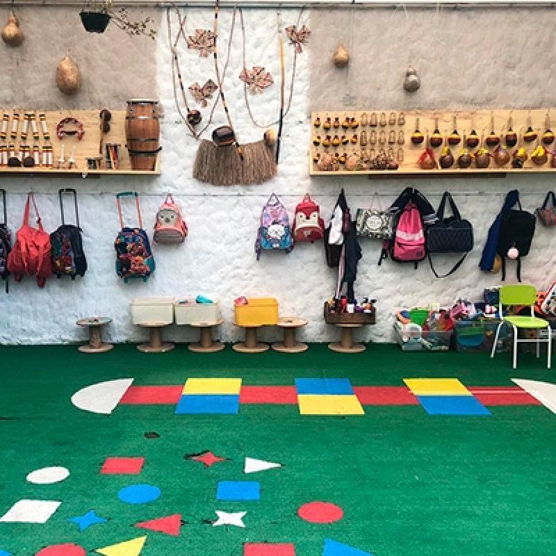 Onde Tem Creche Infantil Vila Monte Alegre - Creche Berçário