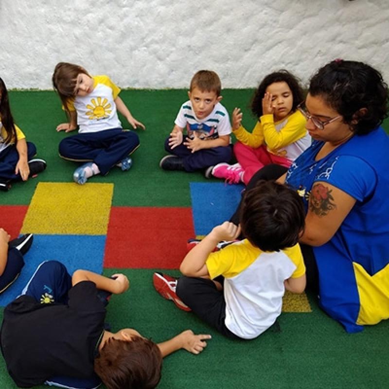 Onde Tem Escola Creche Chácara Klabin - Creche Particular