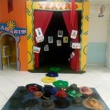 aula educação infantil mais próximo Jardim Maristela