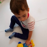 berçário creche Vila Arapuã