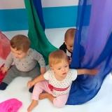 berçário e maternal valores Vila Monumento