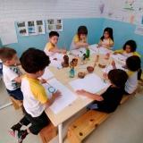 creche de criança valores Chácara Klabin