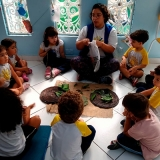 creche escola valores Vila Monumento