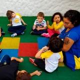 educação infantil alfabetização valores Vila Monte Alegre