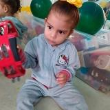 escola de crianças integral de qualidade Jardim Santa Emília