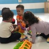 escola de educação infantil valor Jardim Clímax