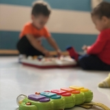 escola de ensino infantil Bosque da Saúde