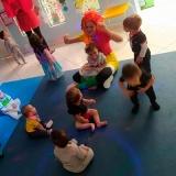 escola infantil berçário barata Cerqueira César