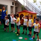 escola para crianças perto de mim Vila Moinho Velho