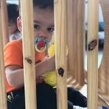 escola particular para criança integral valores Jardim Santa Emília