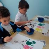 escola particular para criança valores Jardim Patente