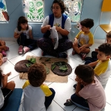 onde encontro escola creche Vila Monte Alegre