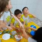 onde tem escola particular infantil Mirandópolis