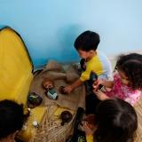 preço de escola para crianças bilíngue Jardim Patente