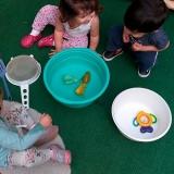procuro por escola infantil berçário Jardim Maristela