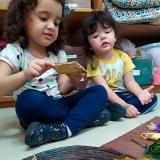 quanto custa educação infantil de 0 a 5 anos Jardim Clímax